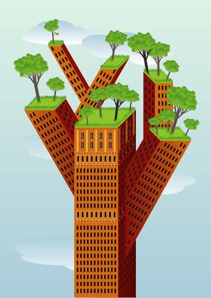 Tejados verdes Zulueta Corporación