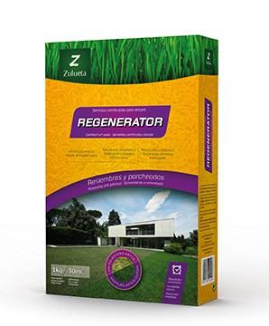 Envase Regenerator caja 1kg semillas Zulueta