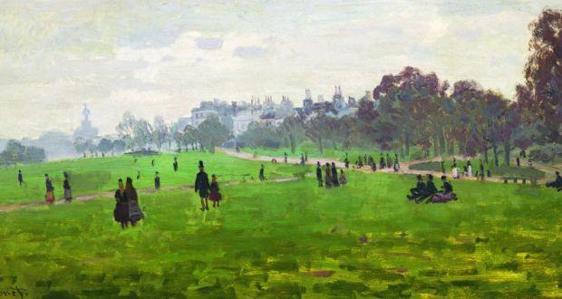 Green Park (Monet)